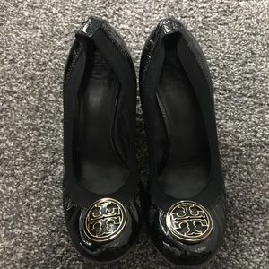 Tory Burch cute and comfortable wedge heels